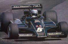 Mario Andretti,1977 Lotus Formula One Champion