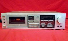 ONKYO TA-2033 Cassette Deck