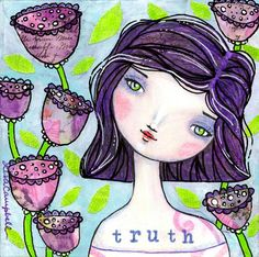 RESERVED Original Truth by MySeptemberMoon on Etsy