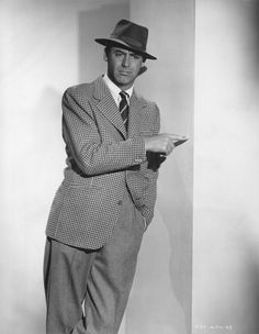 Cary Grant. The man had style.
