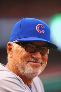 Joe Maddon, CHC//April 18, 2016