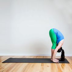 Wanna Touch Your Toes? These 7 Poses Will Make It Happen: Whether you haven't touched your toes since third-grade gymnastics class, or you can't remember ever being able to bend over that far, 2015 could be the year you effortlessly fold yourself in half.