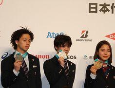 2月26日(月)、都内にて平昌五輪 日本代表選手団の帰国時記者会見が開催された。スノーボード男子ハーフパイプで銀メダルの平野歩夢は「2大会連続でメダルが銀という色だった。この結果はこれからの課題にもなりましたが、チャンスはまだまだあるんだと...
