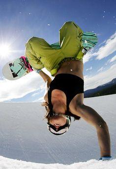 #snowboard #burton #snowboarder