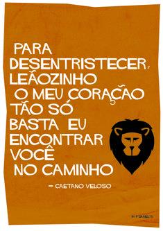 Caetano Veloso - Leãozinho