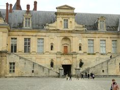 Paris Day Trips, Palais de Fontainebleau, Chateau