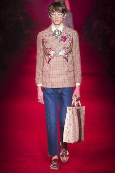 Gucci Fall 2016 Menswear Collection Photos - Vogue