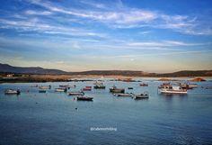 El puerto de #Corrubedo vía @cabonorteblog #Galicia #GaliciaCalidade #SienteGalicia    ➡ Descubre más en http://www.sientegalicia.com/