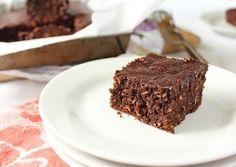 Unbelievable Chocolate Coconut Brownies   beyondthepeel.net