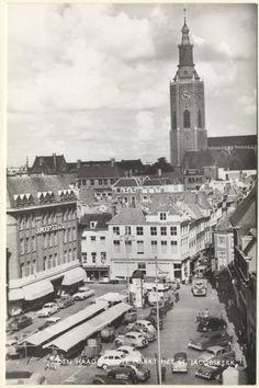 Grote Markt 1955
