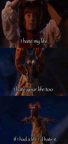 Muppets Treasure Island - me and lace quote this ALL the time