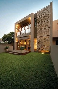 Contemporary Home Outdoor Privacy Screen Design, Pictures, Remodel, Decor and Ideas - page 17