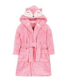 Novelty Fluffy Fleece Robe