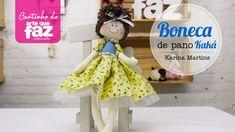 Boneca de pano (Karina Martins)
