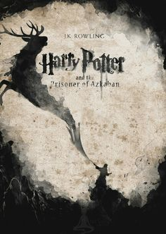 Harry Potter and the Prisoner of Azkaban by Nir Vana Poster Harry Potter, Images Harry Potter, Harry Potter Book Covers, Arte Do Harry Potter, Harry Potter Quotes, Harry Potter Love, Harry Potter Universal, Harry Potter Fandom, Harry Potter World
