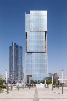 Al Hilal Bank Office Tower,© Lester Ali