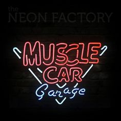 #Muscle #Car #Neon #Sign from www.wiredsigns.com/muscle-car-neon-sign!  #signs #mancave #decorations #home #basement #cars #autoshow #carporn #jeep #jetta #chevrolet #corvettes #turbo #sport #burnout #supercharge #vw #vag_cars #vdub #lowerit #euro #vette #caddy #auto #automobile #cadillacs #cadillacescalade #escalade #cadillacdeville