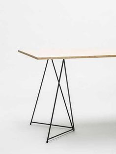Stackable table trestles   Diamond / Gray   Master & Master