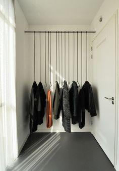 Home Room Design, Home Interior Design, Interior Decorating, House Design, Garderobe Design, Flur Design, My New Room, House Rooms, Room Decor Bedroom