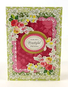 The Craft Channel U.K. February 11th Shopping List | Anna's Blog  Lovely Layers Cardstock 02/2016