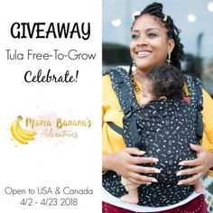 GIVEAWAY: Tula Free to Grow in Celebrate   Cloth Diaper Trader  #giveaway #babywearing #babies #win