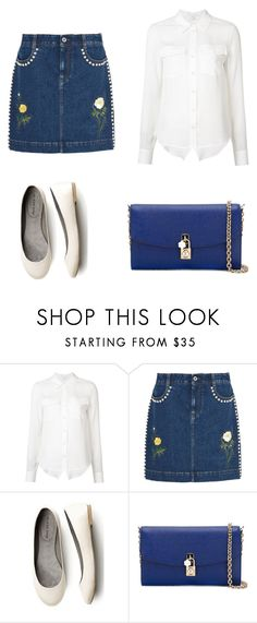 """""""Blind Date3"""" by lilythefangirl ❤ liked on Polyvore featuring Veronica Beard, STELLA McCARTNEY and Dolce&Gabbana"""