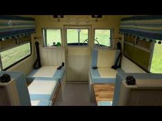 Ambulance to RV Sleeps 6 - YouTube