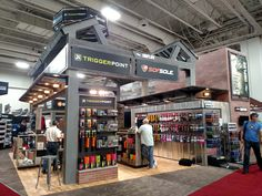 Portable Exhibition Quiz : Best implus images portable display trade show booth design