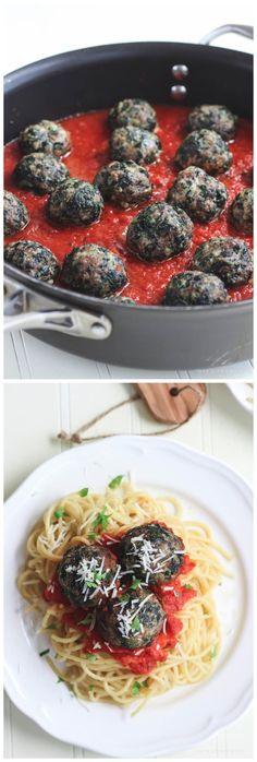 Florentine Meatballs Recipe