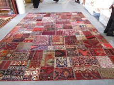 Patchwork Oriental Rug Google Search