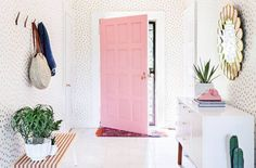 at first blush: a beautiful mess' elsie larson at home in nashville