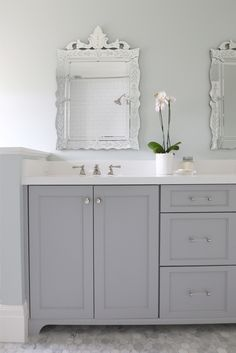 Best Cabinets Painted In Benjamin Moore Pigeon Gray Great 640 x 480