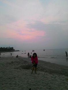 Santai dipantai.. #beach #paradise #exploreindonesia