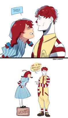 smug wendy's. Idk where else to put this so here u go