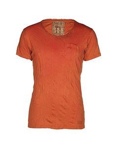 ASOS Fashion Finder | Men's Malt One Pocket Rust Orange T-Shirt