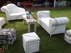 Salas lounge vintage