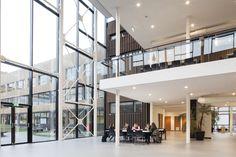 Universidad de Ciencias Aplicadas iPabo, Ámsterdam, Holanda - Mecanoo