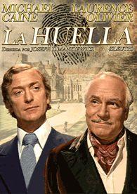 DVD CINE 1598 -- La huella (1972) Reino Unido. Dir.: Joseph L. Mankiewicz.. Suspense. Sinopse: Andrew Wyke é un gran escritor de novelas de misterio e un apaixoado dos xogos de enxeño e as adiviñas, o que o levou a converter a súa  mansión nunha sorte de museo, onde se expoñen os xoguetes e mecanismos máis extravagantes. Unha tarde, convida á súa casa a Milo Tindle, amante da súa muller e propietario dunha cadea de salóns de beleza, para proporlle un plan no que ambos poderían saír…