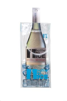 Bottle On Ice Clear  http://www.ortutraders.com/