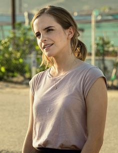 Emma Watson as 'Mae Holland' in The Circle (2017)