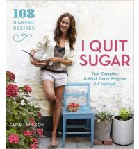 I Quit Sugar. Read the review. | http://www.ditchthecarbs.com/top-10-books/