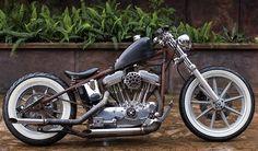 Bobber Inspiration | XLH -96 Sportster bobber | Bobbers and Custom Motorcycles