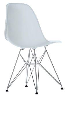 DSR Eames stol, DSR Plastic chair fra Vitra - TiT art design AS
