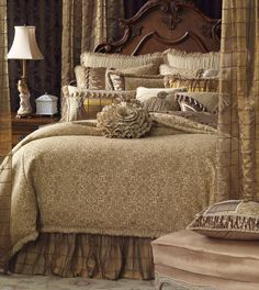 Luxury Bedding | Marquise Luxury Bedding - Joliet Collection