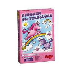 Haba Unicorn Glitterluck Game is a great gift for kids age 3 + Sports Toys, Magical Unicorn, Toys Online, Kochi, Imaginative Play, Funko Pop Vinyl, Marvel Dc Comics, Age 3, Puzzle Pieces