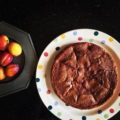 Plum Torte | Around the Aga