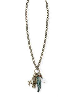 Free Spirit Charm Necklace!! $24! http://www.cookielee.biz/MaureenLedon