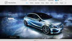 Mercedes Benz | HTML5 Showcase