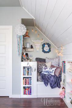 Des petits angles bien utilisés et bien décorés! 15 idées pour vous inspirer…