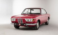 BMW 2000 С/CS UK-spec (E120) '1966–70